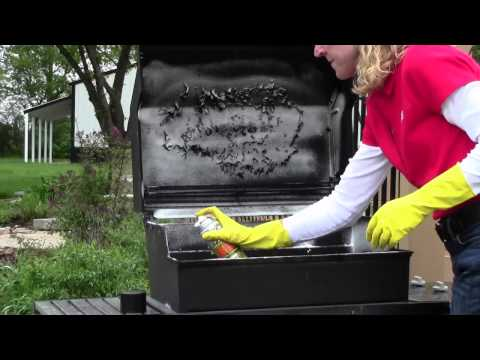 Cleaning Your Gas Grill