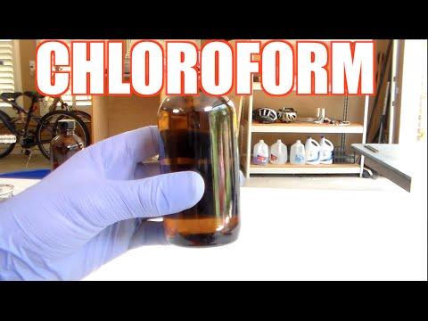 How to Make Chloroform