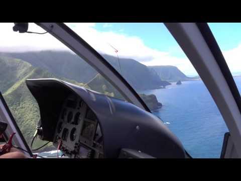 PHOG - Maui and Molokai - Helicopter Tour - 4K