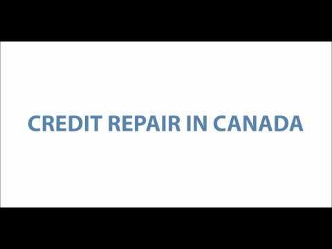 Credit Repair in Canada