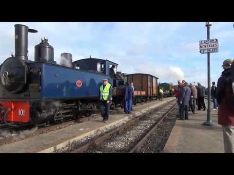 Train : Baie de Somme, fête de la vapeur 2013 - partie 4/8