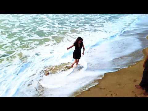 A morning walk - Uthandi Beach