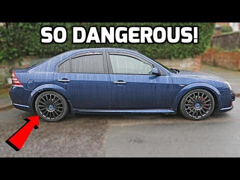 Fixing The Mondeo Vibration! (You Wont Believe What i Found!)