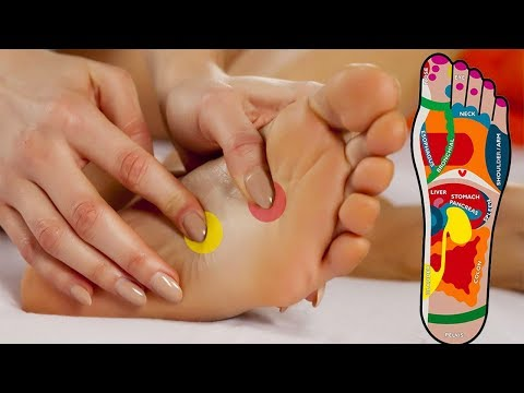 Why Is So Important To Massage Your Feet Before Bed! Miracle Starts Here- Healthy Ways