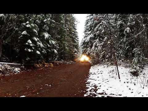 Barlow 4wd Trail - Mount Hood National Forest, Oregon