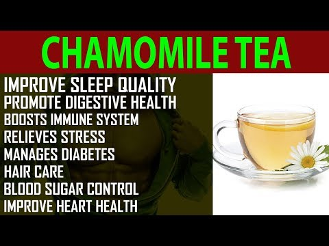How to Use Chamomile Tea to Reduce Stress And Anxiety