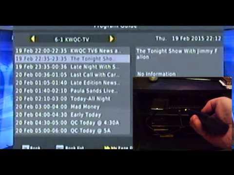 Viewtv At-163 ATSC Digital TV Converter Box
