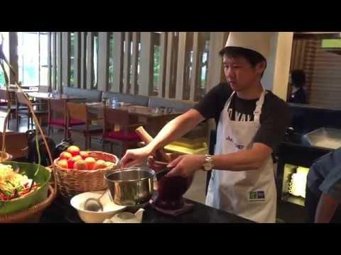 Thai Cooking Class @ Holiday Inn Resort Mai Khao Beach, Phuket Thailand