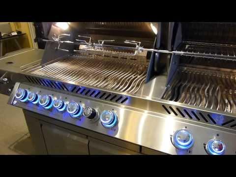 PRO825 Napoleon Gas Grill Stainless Steel Product Review