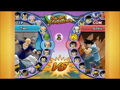 Dragon Ball Z Budokai 3 All Characters (HD Collection)