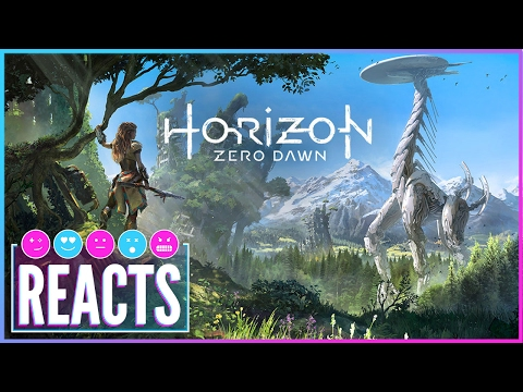 Horizon Zero Dawn Review (Spoiler-Free) - Kinda Funny Reacts
