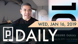5G Galaxy S10 X crazy price tag, iPhone XI renders & more - Pocketnow Daily