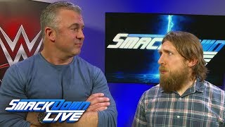Bryan Mcmahon Argue Over Bobby Roodes Wwe Fastlane Opponent Smackdown Live Feb 20 2018