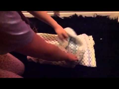 How to Make an American Girl Doll Sleepbag