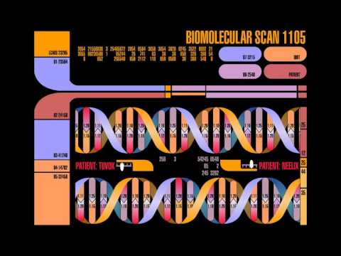 Star Trek LCARS Animations Screensaver