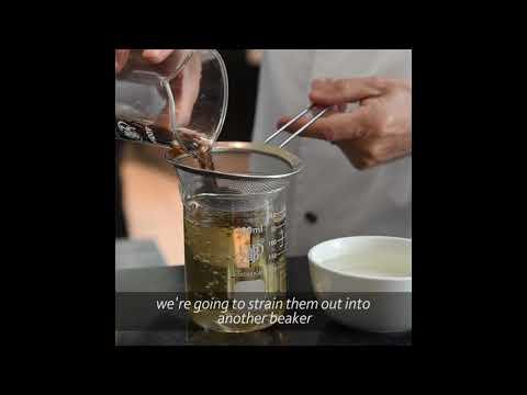 Bar 120: Cuisine Transformed - Balsamic pearls