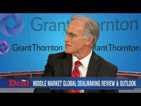 Title: Middle Market Global Dealmaking Review & Outlook