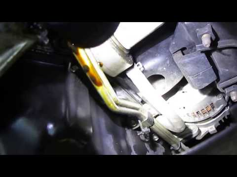 Nissan Frontier Oil Leak