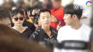 170726 Gimpo Airport - Super Junior