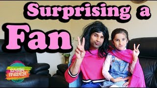 Surprising A Fan | Rahim Pardesi