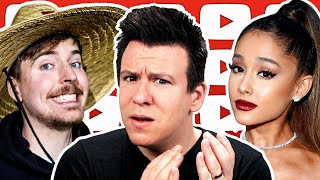 This WEIRD Ariana Grande Situation, COVID-19 Contact Tracing Problems, MrBeast David Dobrik & More