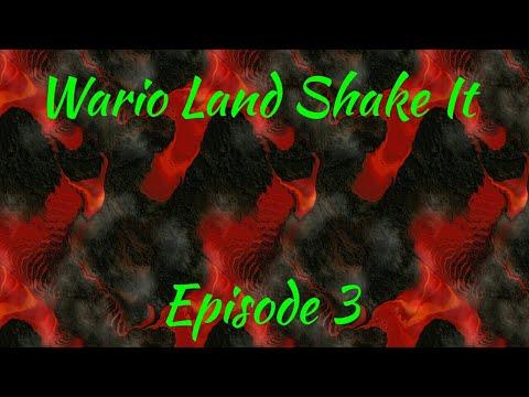 Wario Land Shake It!| Episode 3 | Foulwater Falls |  Part 1