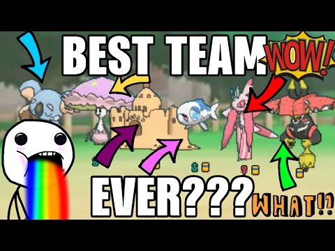 ✔ THE BEST POKEMON SUN AND MOON TEAM EVER!!! Absolutely BROKEN! WHAT THE HELL????