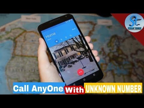 How To Call ANYONE With ANY Number!! FREE UNLIMITED CALLS.. [No Root]