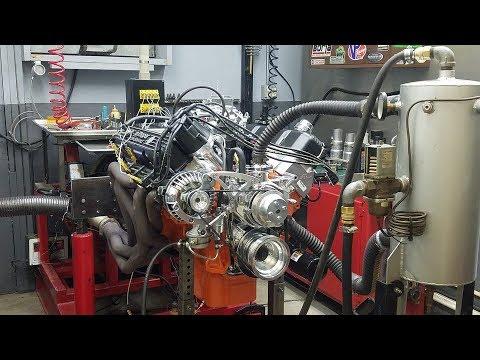 440 Chrysler Mopar Engine Building Part 12 - Dyno Test