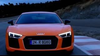 The New Audi R8 Model Car
