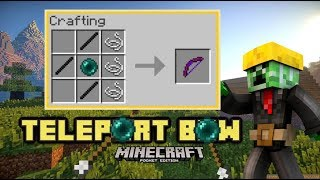 How to get teleportation eggs in MCPE 1 5 2 // Minecraft