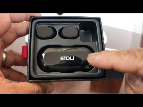 Etoli True Wireless Earbuds