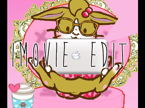 How to make Animations with Imovie 11 2015