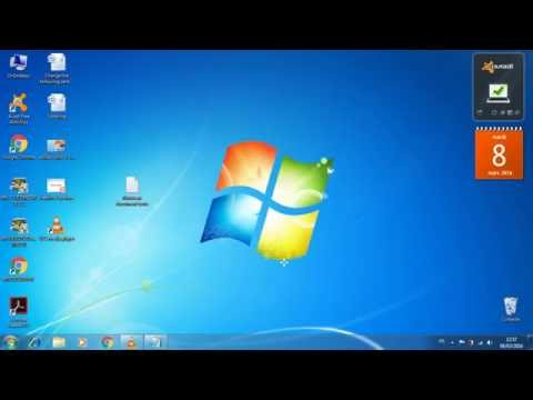 Adjust brightness on WINDOWS 7
