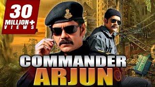 Commander Arjun 2018 South Indian Movies Dubbed In Hindi Full Movie   Nagarjuna, Prakash Raj