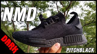 ca6460d0258da Adidas NMD R1 Primeknit Japan Black Boost S81850 from SneakerShoeBox ...