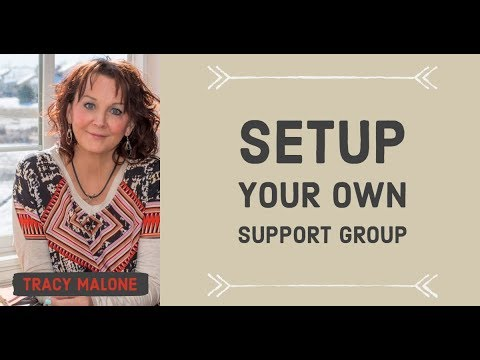 Let me help you set up a support group in your area for victims of narcissistic abuse