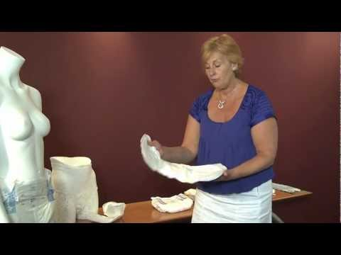 How to apply Incontinence Pads