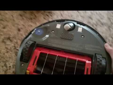 How to replace a Roomba brush