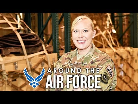 Around the Air Force: Bold Budget Moves / Logistics Officer Course