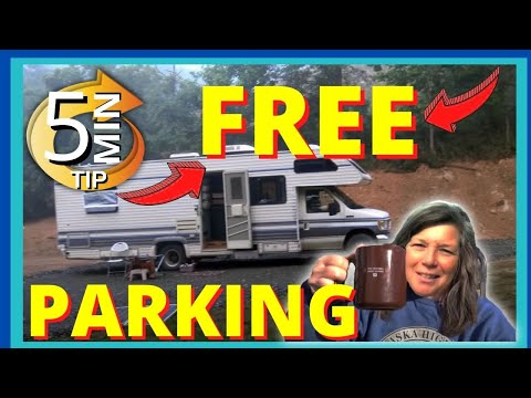 Boondockers Welcome: Free RV Parking