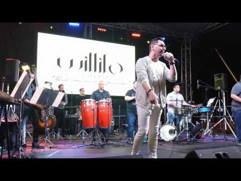 Willito Otero y Orq - Carnaval del Plata Juan Boria en Plaza de Dorado