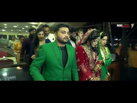 WEDDING HIGHLTIGHT SANA WEDS UZAIR -- MAX STUDIO [ SHAHID KHAN +919829577860 ]
