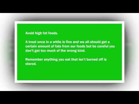 Fast Diet Fixes-Keep It Simple