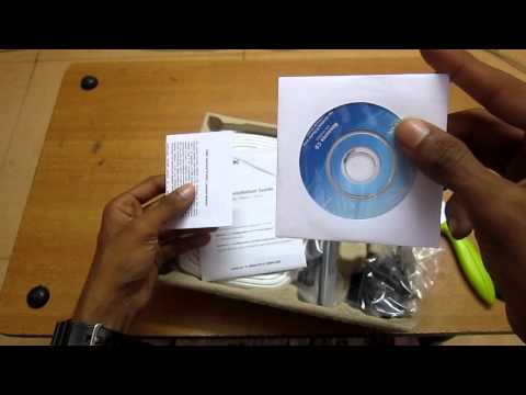 TP-Link Wireless N300 Router Unboxing