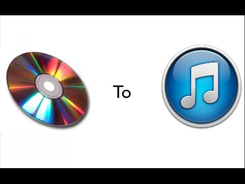 How To Import CDs to iTunes