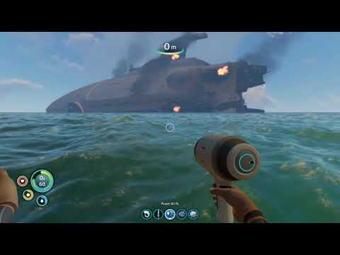 Subnautica There is other Humans!!