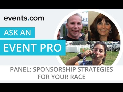 Ask An Event Pro Panel: Sponsorship Strategies For Your Race