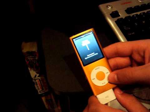 Ipod Nano 4gen 8Gb Charging Problems
