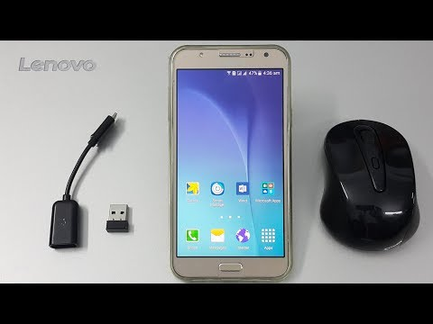 Samsung Galaxy J7 OTG Test With Wireless Mouse| J7 Prime | J7 6 | J7 Max | J7 PRO | ALL OTG SUPPORT